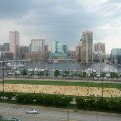 Photo taken at Federal Hill Park by Chris G. on 8/4/2012
