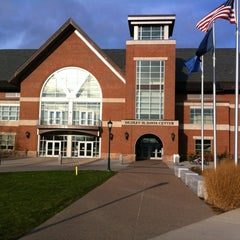 Photo taken at UVM Dudley H. Davis Center by Zlatan H. on 11/21/2011