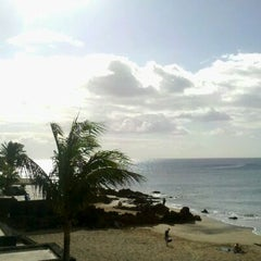 Photo taken at Avda De Las Playas by Tobias on 11/5/2011
