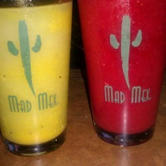 Photo taken at Mad Mex by Cammy B. on 3/13/2012