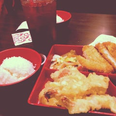 Photo taken at Tokyo Tokyo by Quelly C. on 4/21/2012