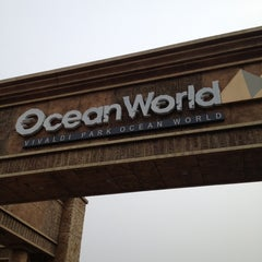 Photo taken at 오션월드 (Ocean World) by jiyong k. on 6/23/2012