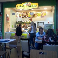 Photo taken at Salad Creations by Thatyane M. on 12/21/2011