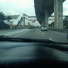 Photo taken at New Pantai Expressway (Lebuhraya NPE) by Mazwana K. on 10/25/2011