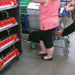 Photo taken at Walmart Supercenter by Joseph B. on 9/16/2011