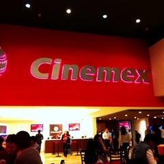 Photo taken at Cinemex by Mau Z. on 2/25/2012