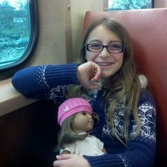 Photo taken at Metra - Deerfield by David W. on 12/23/2011