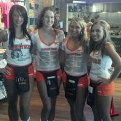 Photo taken at Hooters by Laura D. on 9/25/2011