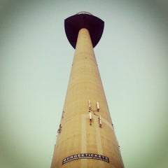 Photo taken at Donauturm by Claudio X. on 6/3/2012