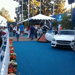 Photo taken at UCLA Los Angeles Tennis Center by ShoppingandInfo M. on 7/27/2012