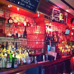 Photo taken at Tribeca Tavern by Tommy P. on 8/14/2011