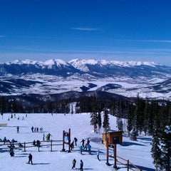 Photo taken at Keystone Resort by Lindsey M. on 1/28/2012