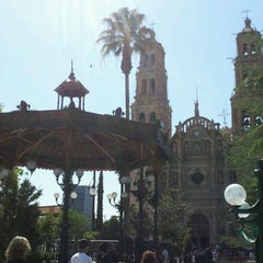Photo taken at Plaza de Armas by Alfonso N. on 10/22/2011