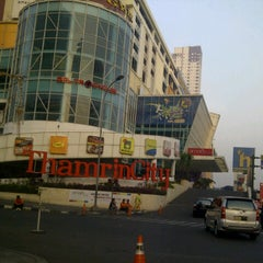 Photo taken at Thamrin City by Bonn S. on 8/5/2012