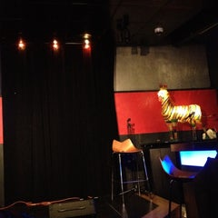 Photo taken at The Green Room by Phil J. on 5/13/2012