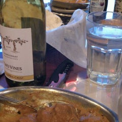 Photo taken at Shaan Indian Cuisine by Kelly H. on 5/19/2012