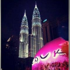 Photo taken at Zouk Club Kuala Lumpur by Mohamad A. on 6/3/2012