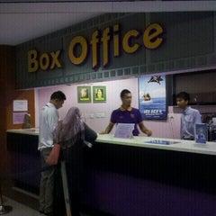 Photo taken at Seri Qlap. Cinema by Rino P. on 7/10/2012