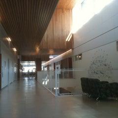 Photo taken at Jorgensen Hall by James G. on 10/10/2011