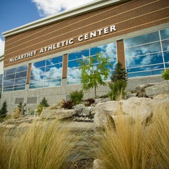 Photo taken at McCarthey Athletic Center by Gonzaga University on 8/22/2011