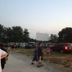 Photo taken at Holiday Drive In Theater by Jonathan S. on 6/10/2012