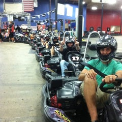 Photo taken at Octane Raceway by Anthony H. on 7/14/2012