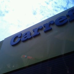 Photo taken at Carrefour Bairro by Ismael C. on 10/16/2011