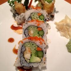 Photo taken at Naomi Sushi by Jim S. on 1/14/2012