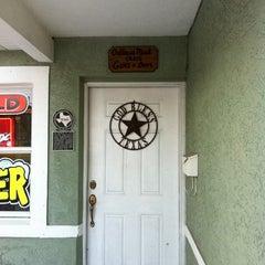 Photo taken at Smokin' J's Real Texas BBQ by Jenn M. on 5/25/2011