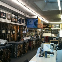 Photo taken at K.H. Art & Framing by Geo B. on 10/17/2011