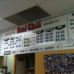 Photo taken at Real Chili by Alan P. on 5/24/2011