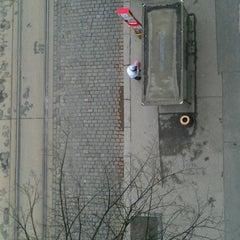 Photo taken at Ortenovo náměstí (tram) by Milan K. on 3/19/2011