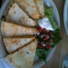 Photo taken at Kerbey Lane Café by Paul R. on 7/6/2012
