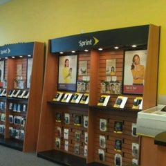 Photo taken at Sprint Store by Orbit Tech by Sam G. on 1/14/2012