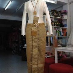 Photo taken at ร้านคุณน้อง Wedding & Studio มหาชัย สมุทรสาคร by iSapphawat on 7/29/2012