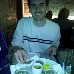 Photo taken at Firebox Restaurant by Johna M. on 12/5/2011