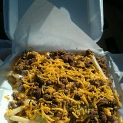 Photo taken at Baldo's Mexican Restaurant by Sara B. on 9/22/2011