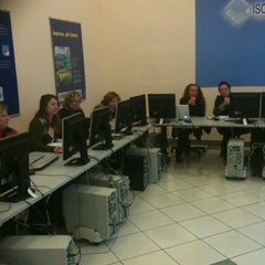 Photo taken at Iscom Modena by GeomAlfieri on 4/18/2012