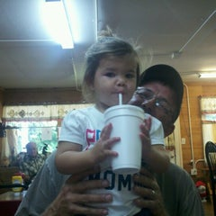 Photo taken at Keithsburg Cafe by Lauren M. on 7/7/2012