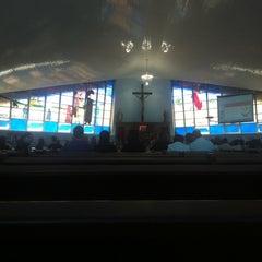 Photo taken at Igreja Nossa Senhora das Graças (Casa do Garoto) by @magoogf . on 7/31/2011