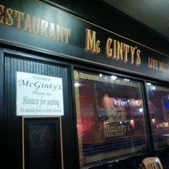 Photo taken at McGinty's Public House by Marcus G. on 12/23/2011