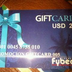 Photo taken at Farmacia Fybeca by Gabriela S. on 9/24/2011