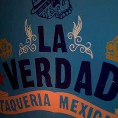 Photo taken at La Verdad by Al S. on 11/19/2011