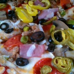 Photo taken at DeNoia's Pizzeria by Abigail B. on 9/18/2011