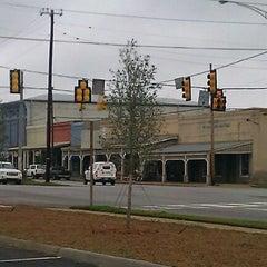 Photo taken at Downtown Eufaula by Tim L. on 2/2/2012