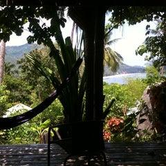 Photo taken at La Cigale, Koh Tao by Frank M. on 7/2/2011