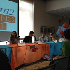 Photo taken at Social Learning Summit 2012 #SLS12 by Veronica S. on 3/31/2012