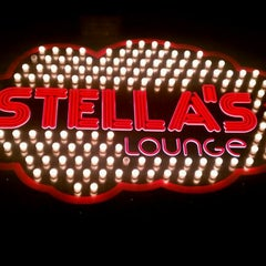 Photo taken at Stella's Lounge by Dïck on 12/30/2011