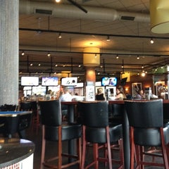 Photo taken at Bar Louie Denver by Donald H. on 7/3/2012