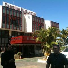 Photo taken at Brasília Park Hotel by Juça Bala A. on 7/26/2012